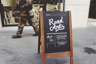 Road Art
